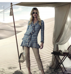 c3121e8be4753 Latest Luisa Spagnoli Advertisements. Spring Summer 2018