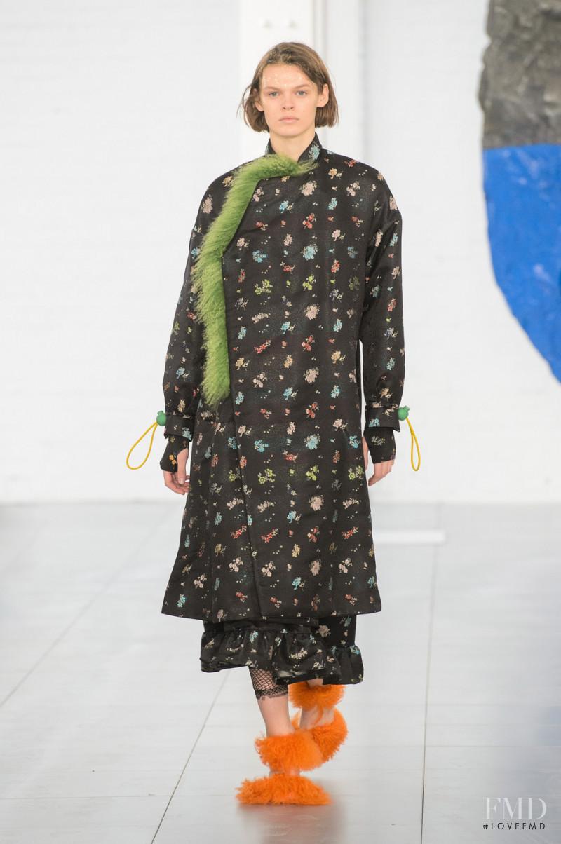 Preen by Thornton Bregazzi fashion show for Autumn/Winter 2018