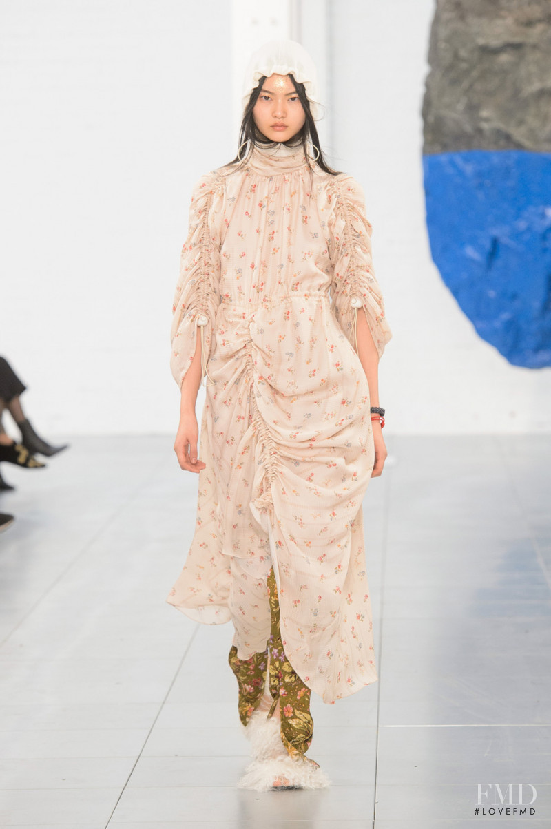 Preen by Thornton Bregazzi fashion show for Autumn/Winter 2018