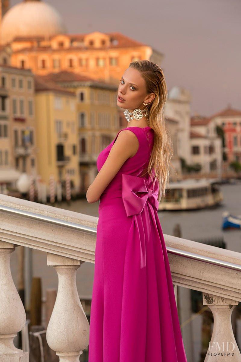 Victoria Germyn featured in  the Antonio D\'Errico advertisement for Spring/Summer 2016