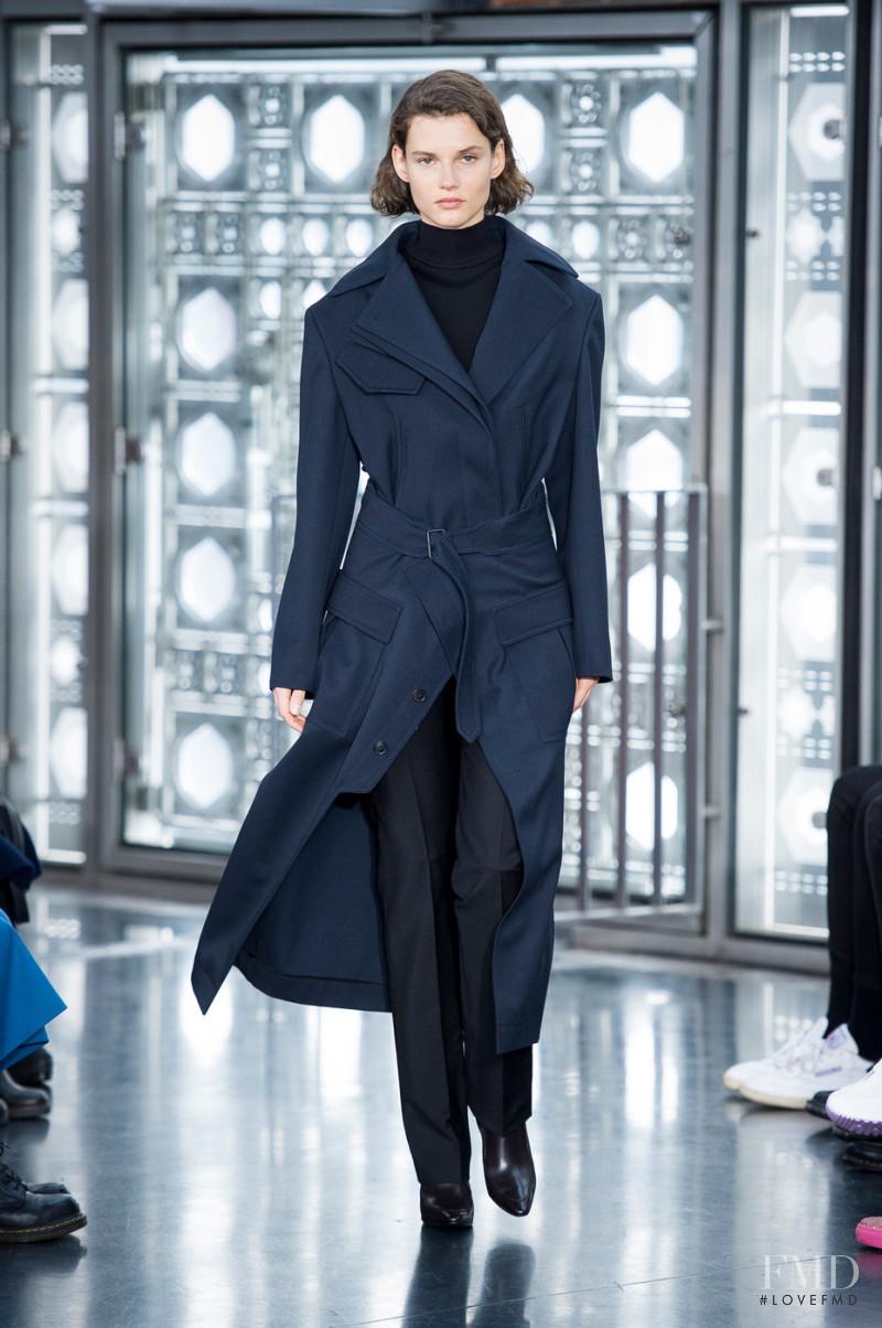 Atlein fashion show for Autumn/Winter 2018