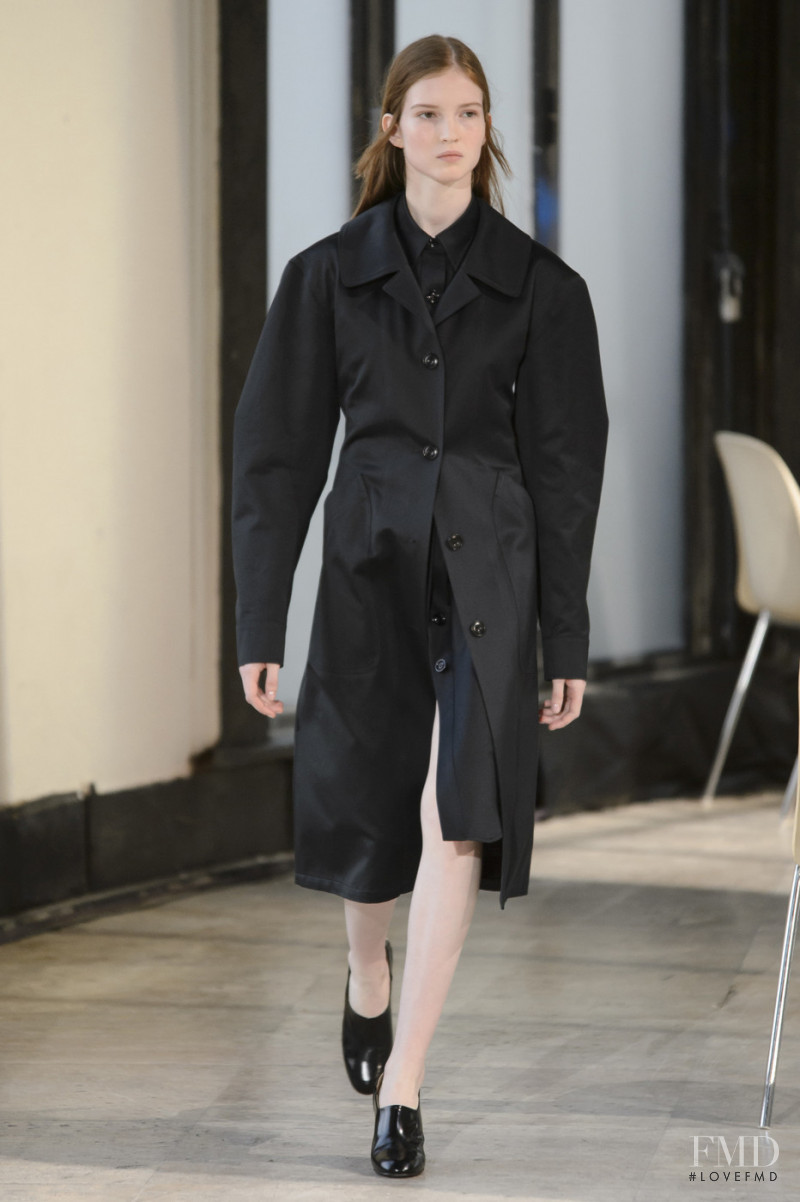 Christophe Lemaire fashion show for Spring/Summer 2018
