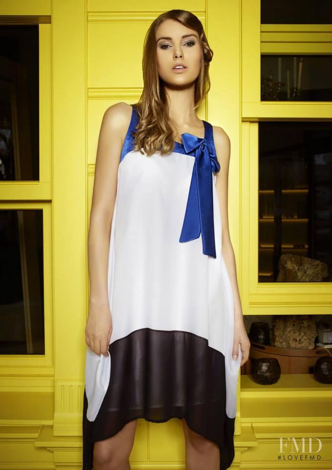 Sabine Karner advertisement for Spring/Summer 2015
