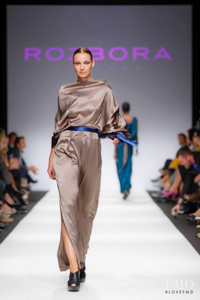 Richard Rozbora fashion show for Autumn/Winter 2014
