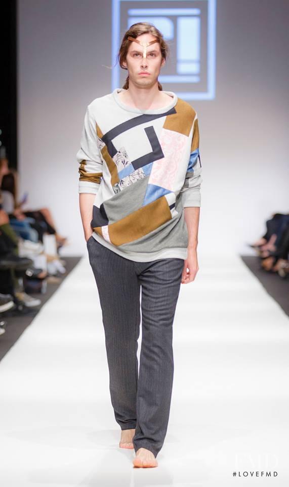r! by Dominique Raffa fashion show for Autumn/Winter 2014
