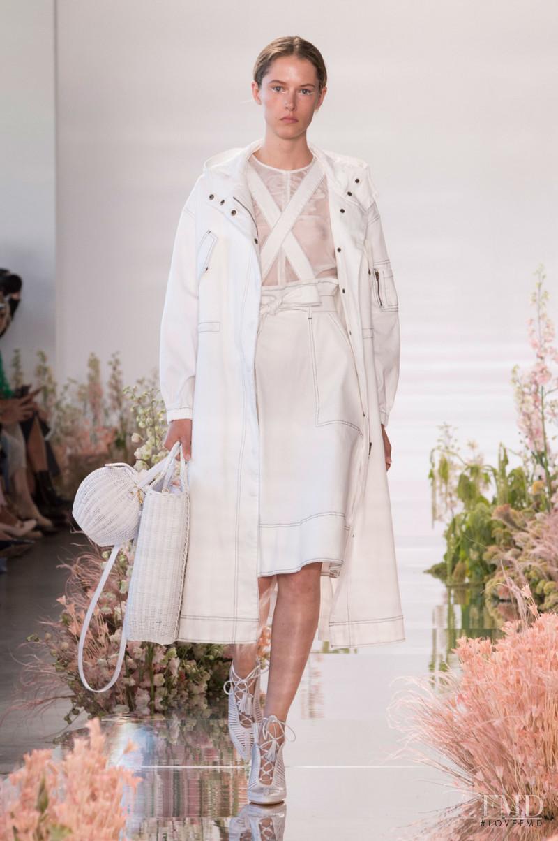 Ulla Johnson fashion show for Spring/Summer 2018
