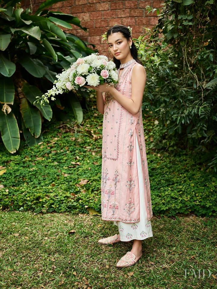 Anita Dongre lookbook for Spring/Summer 2018