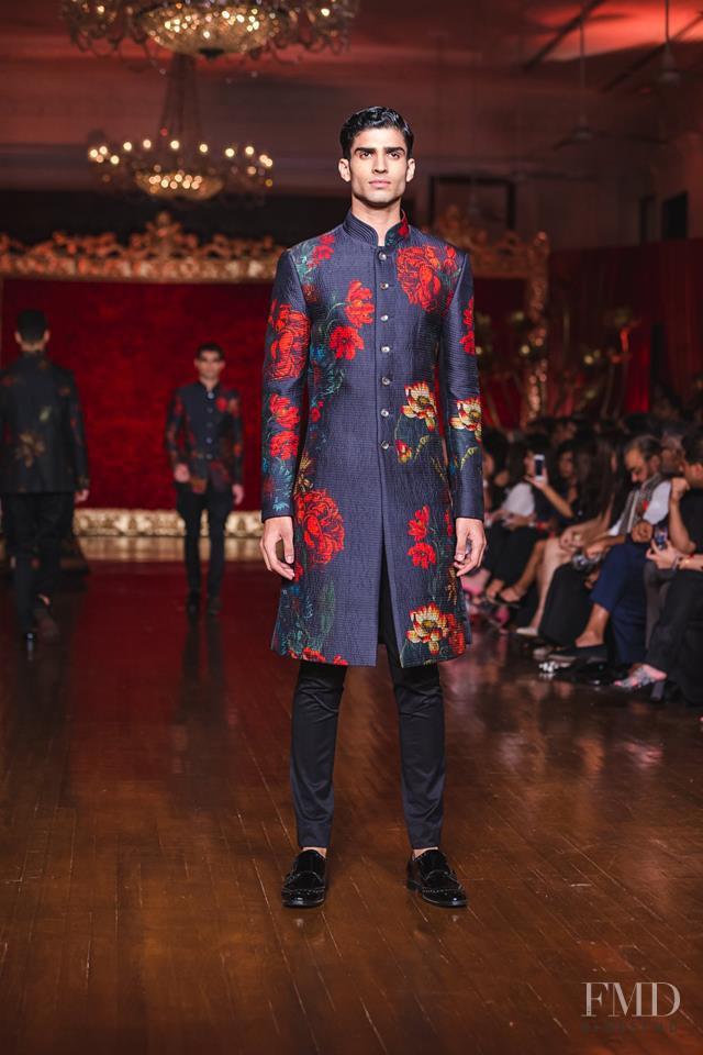 Rohit Bal fashion show for Autumn/Winter 2018