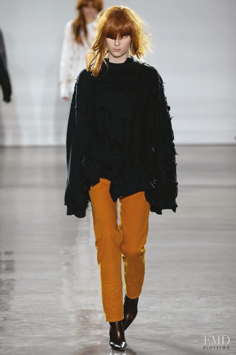Ottolinger fashion show for Autumn/Winter 2016