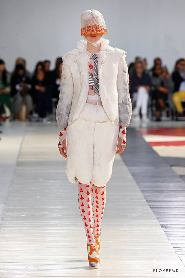 Thom Browne fashion show for Spring/Summer 2019