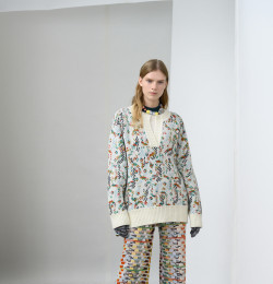 2e3fc1ccf500b7 Look Books from Missoni. Pre-Fall 2019