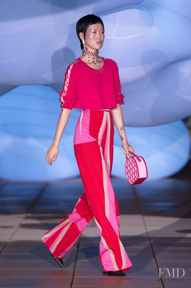 area fashion show for Spring/Summer 2019