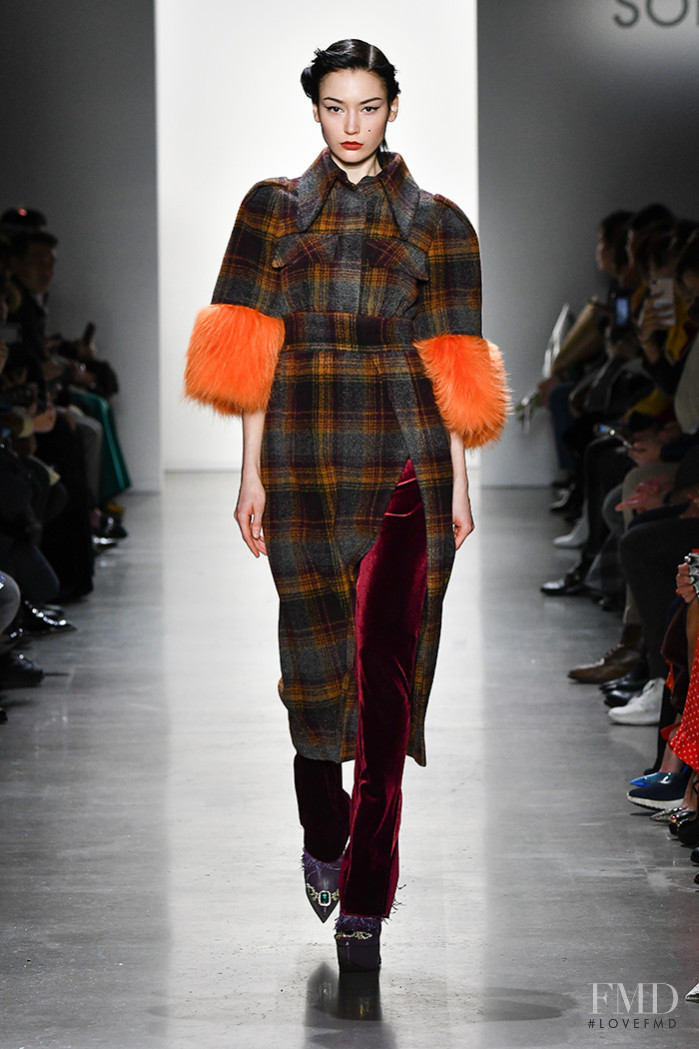 Son Jung Wan fashion show for Autumn/Winter 2019