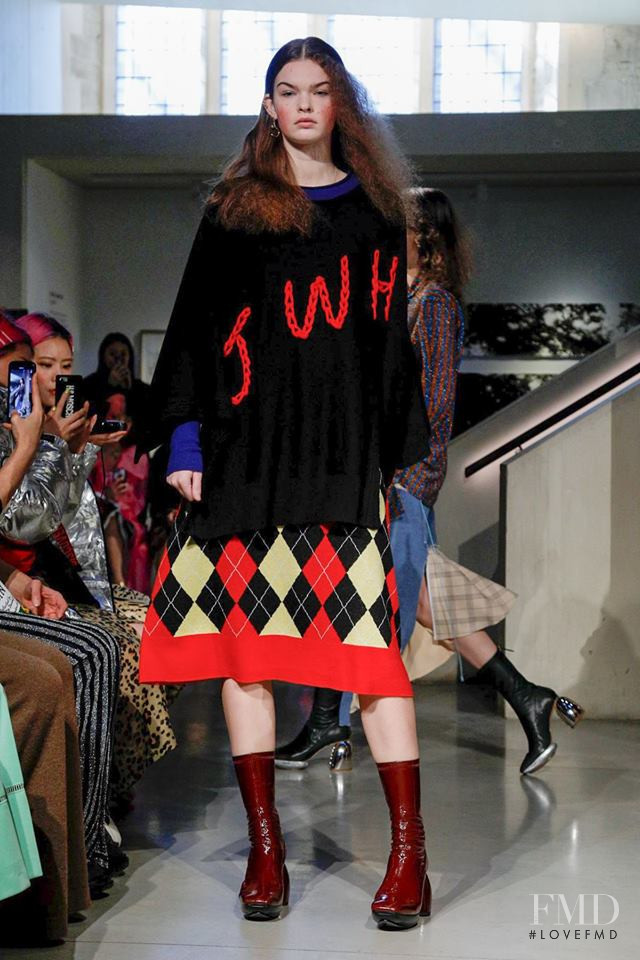 Jamie Wei Huang fashion show for Autumn/Winter 2019