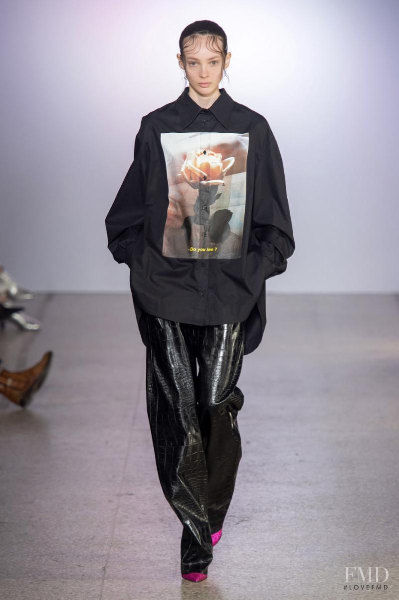 BROGNANO fashion show for Autumn/Winter 2019