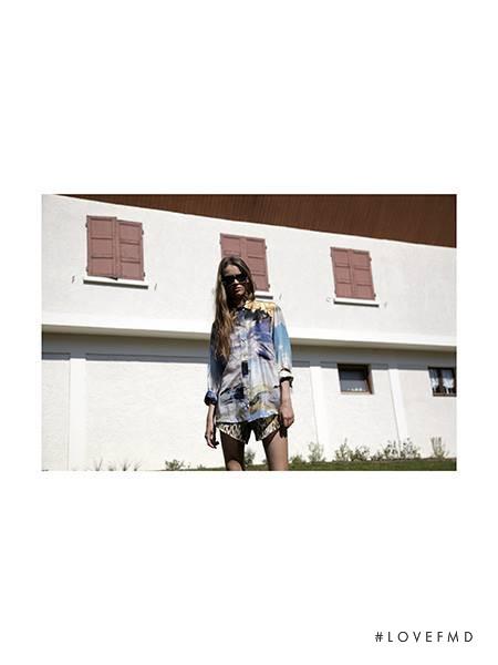 Roseanna lookbook for Spring/Summer 2014