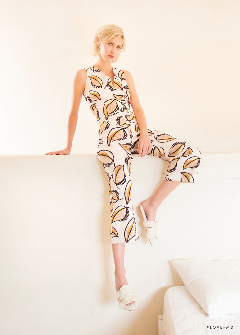 Nathalie Vleeschouwer advertisement for Spring/Summer 2019