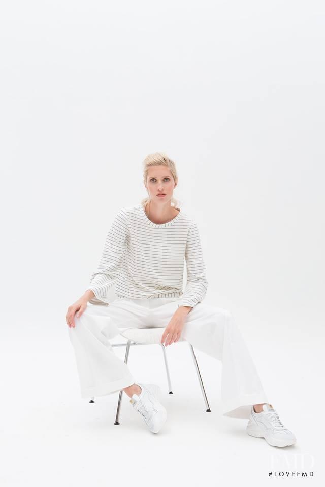Nathalie Vleeschouwer lookbook for Spring/Summer 2019