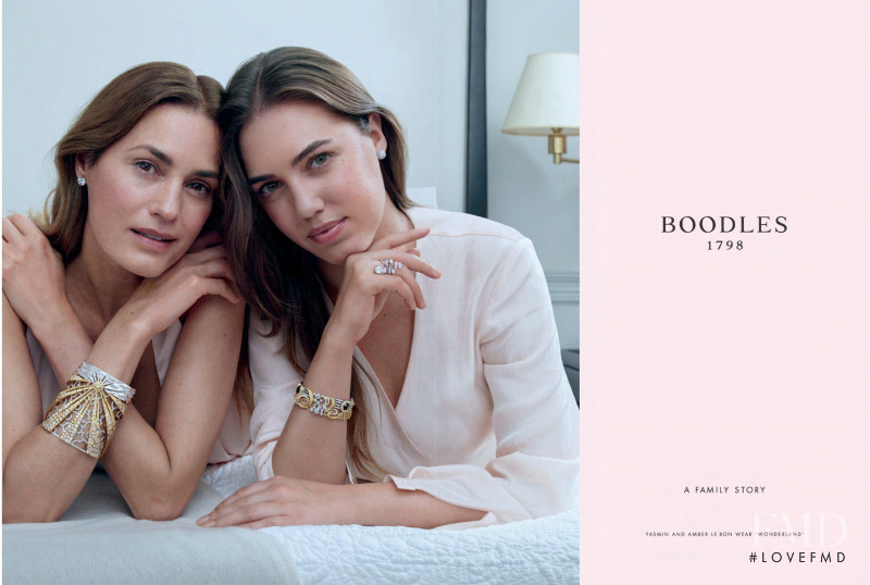 Boodles advertisement for Spring/Summer 2019