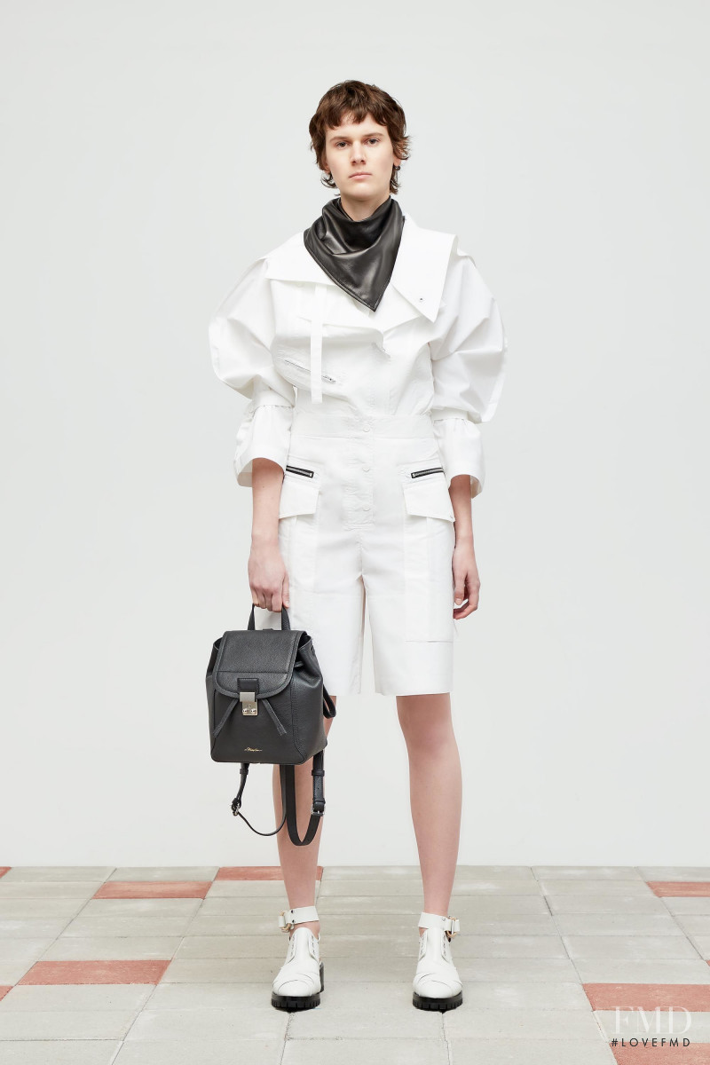 Jamily Meurer Wernke featured in  the 3.1 Phillip Lim lookbook for Resort 2020