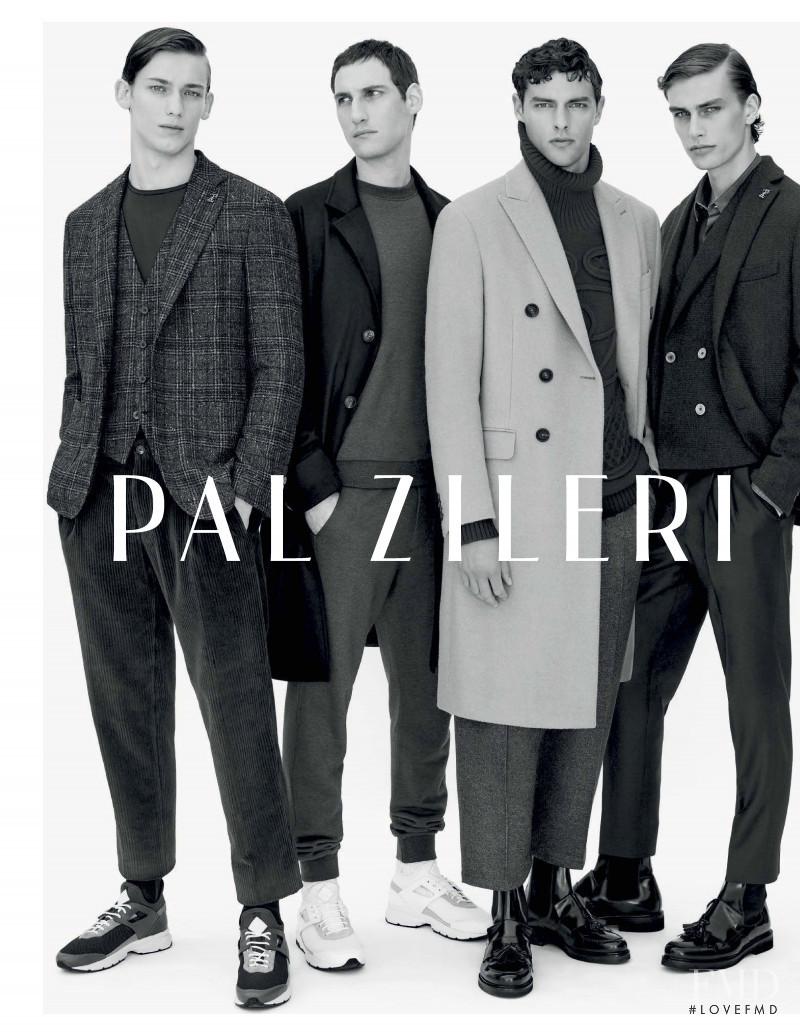 Pal Zileri advertisement for Autumn/Winter 2019