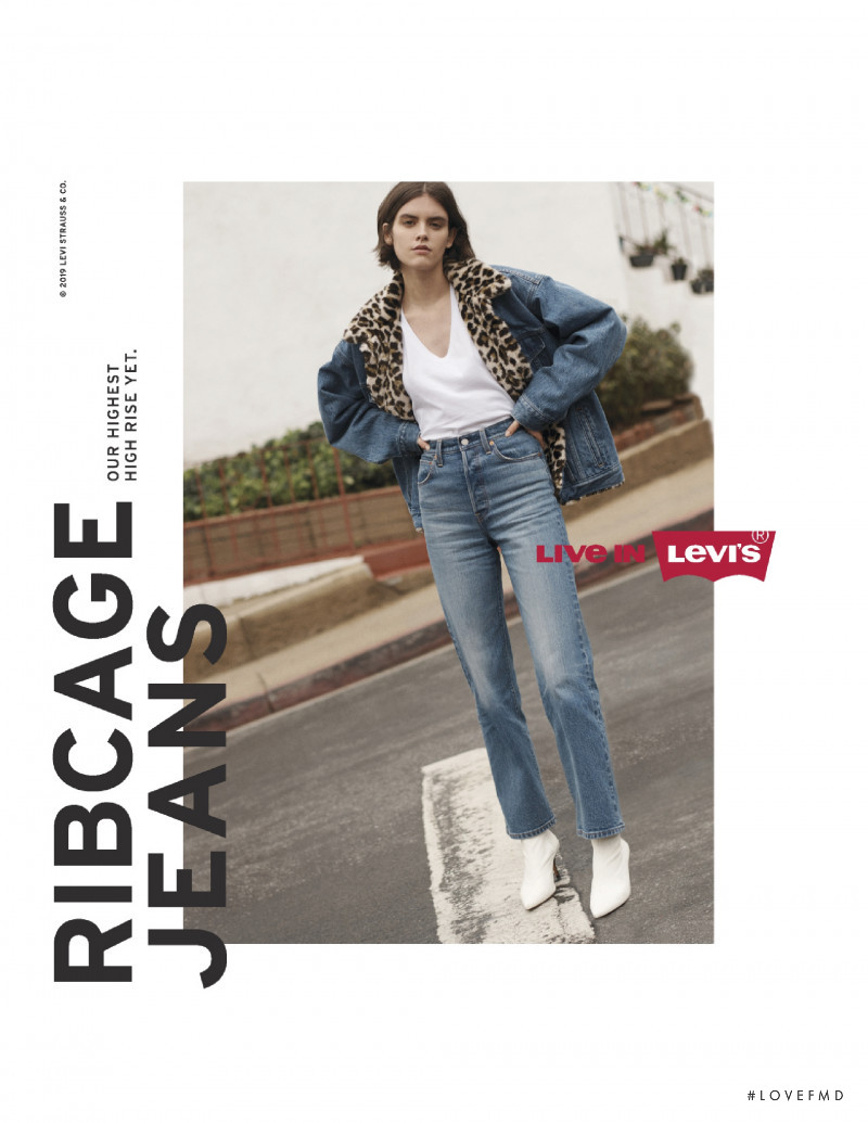 Levi's advertisement for Autumn/Winter 2019