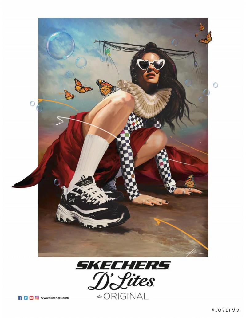 Skechers advertisement for Autumn/Winter 2018