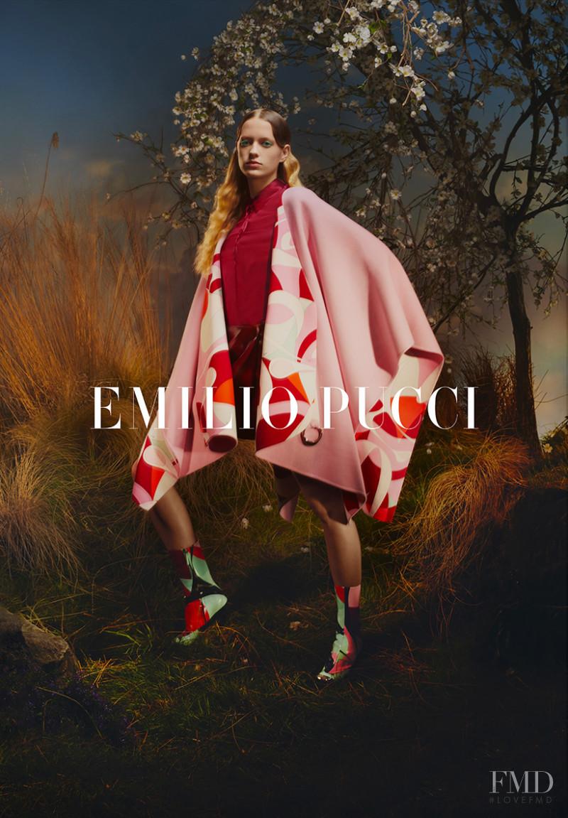 Emilio Pucci Emilio Pucci F/W 2019 advertisement for Autumn/Winter 2019