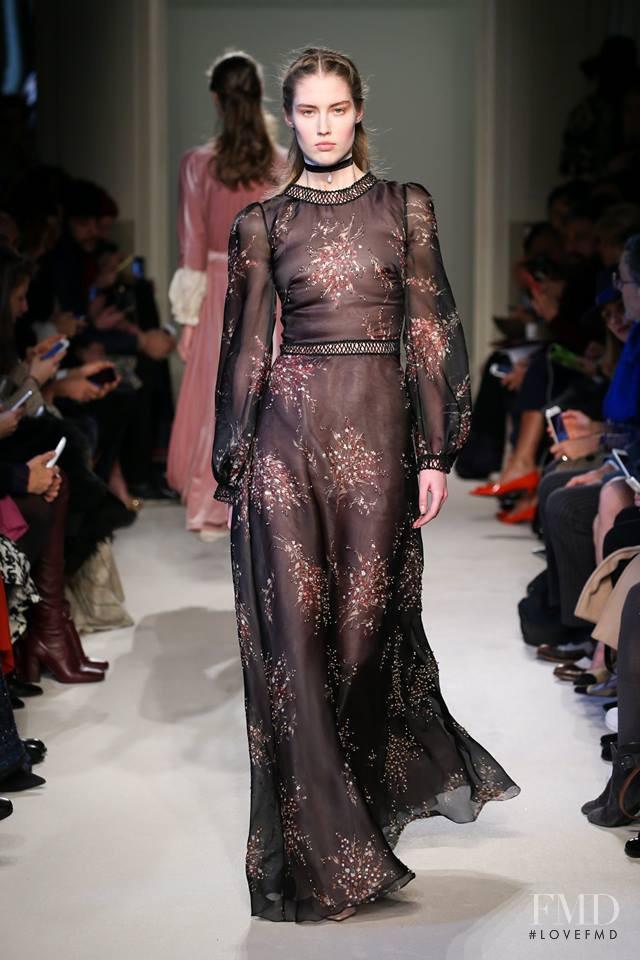 Luisa Beccaria fashion show for Autumn/Winter 2016