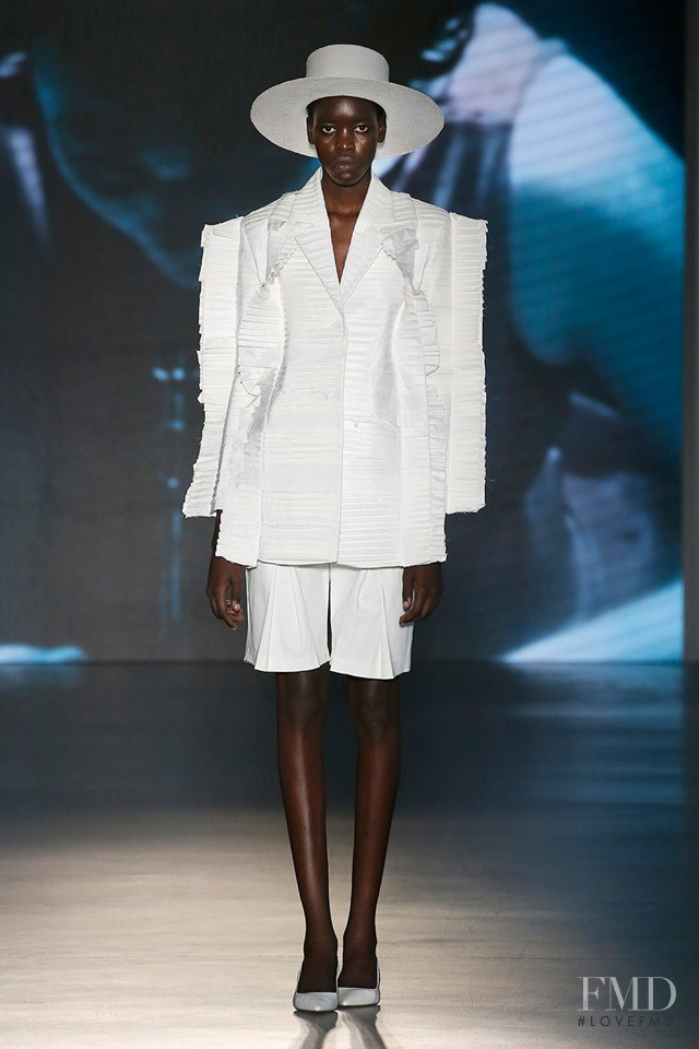 Nous Etudions fashion show for Spring/Summer 2020