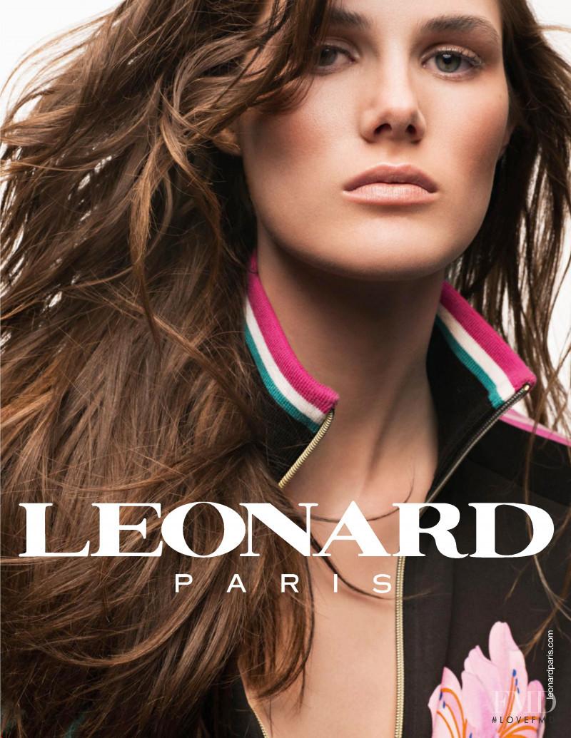 Leonard advertisement for Autumn/Winter 2019