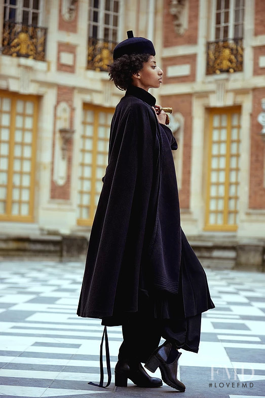 Theodora Bak lookbook for Spring/Summer 2017