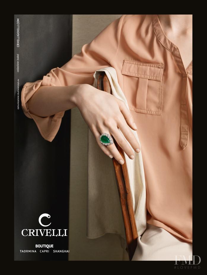 Crivelli Gioielli advertisement for Autumn/Winter 2017
