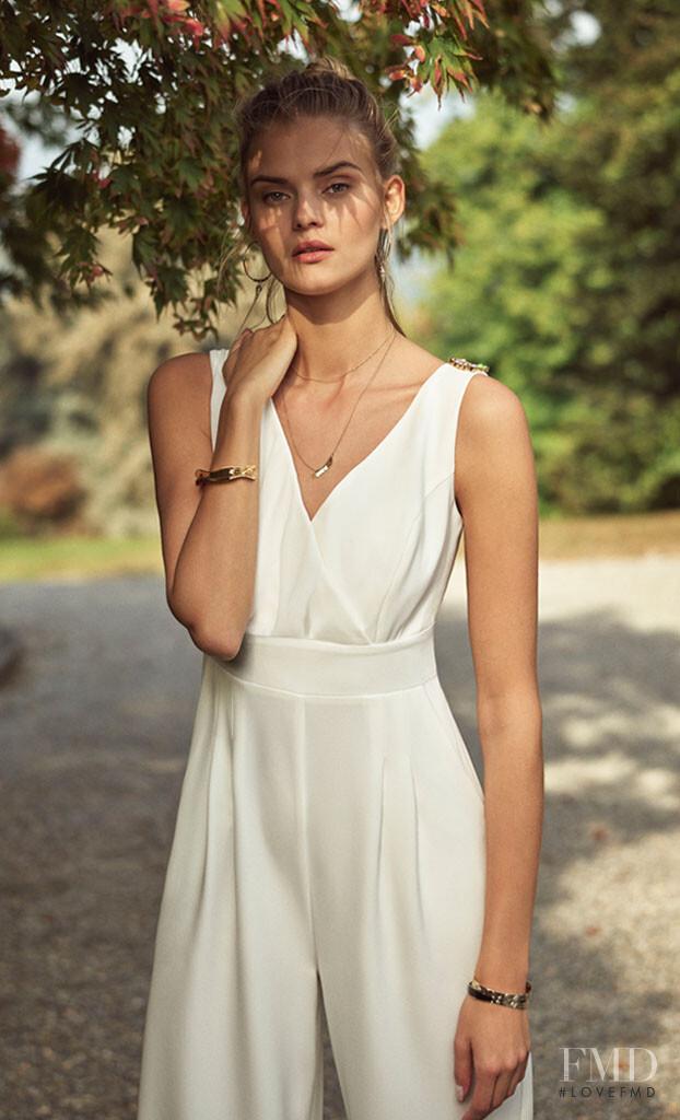 Kate Grigorieva featured in  the Kocca lookbook for Spring/Summer 2019