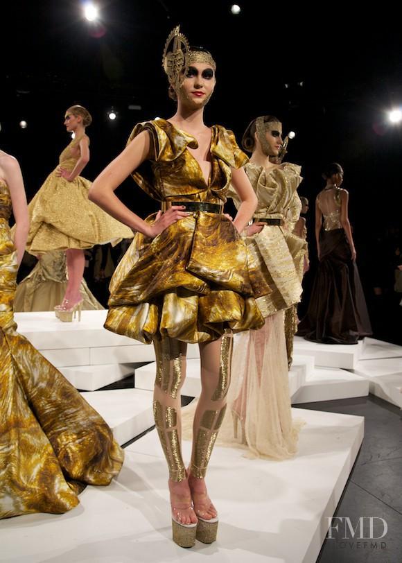 Rafael Cennamo fashion show for Autumn/Winter 2013