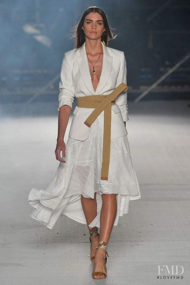 Le Lis Blanc fashion show for Spring/Summer 2019