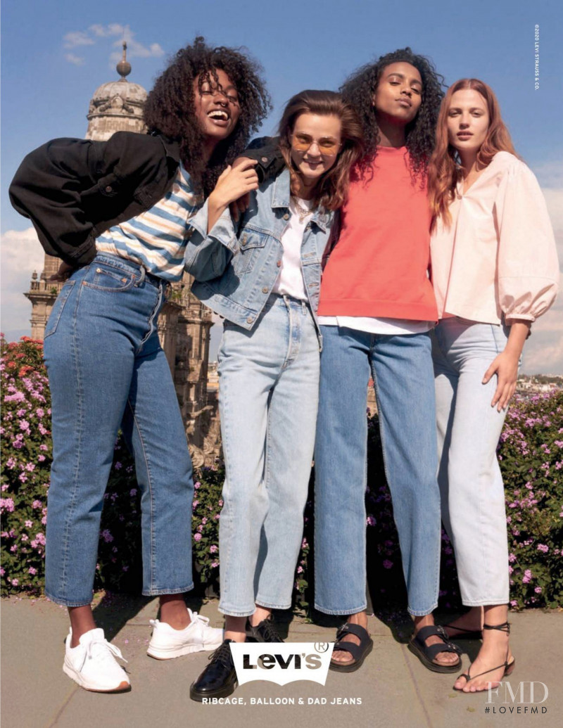 Levi's advertisement for Spring/Summer 2020