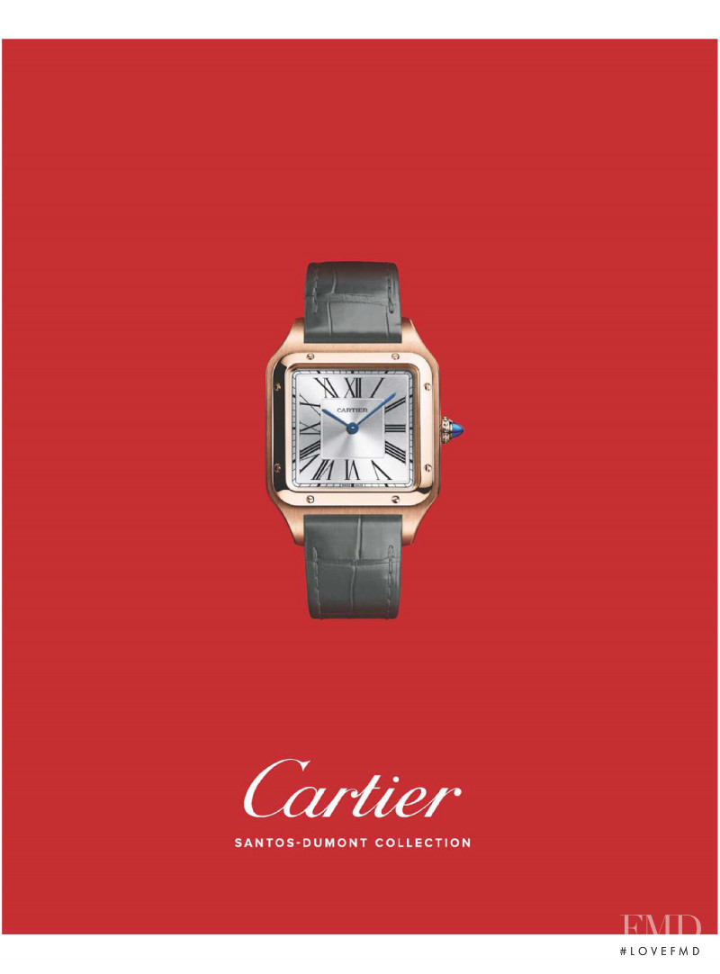 Cartier La Panthere Fragrance advertisement for Spring/Summer 2020