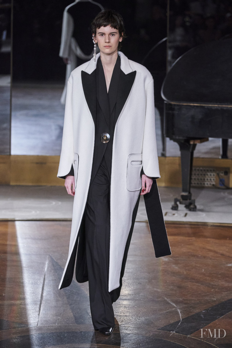 Jamily Meurer Wernke featured in  the Prabal Gurung fashion show for Autumn/Winter 2020