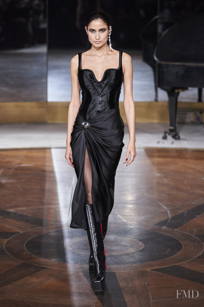 Varsha Thapa featured in  the Prabal Gurung fashion show for Autumn/Winter 2020