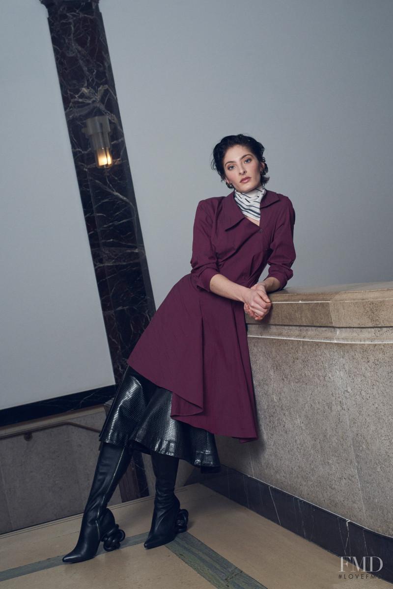 Palmer Harding fashion show for Autumn/Winter 2020