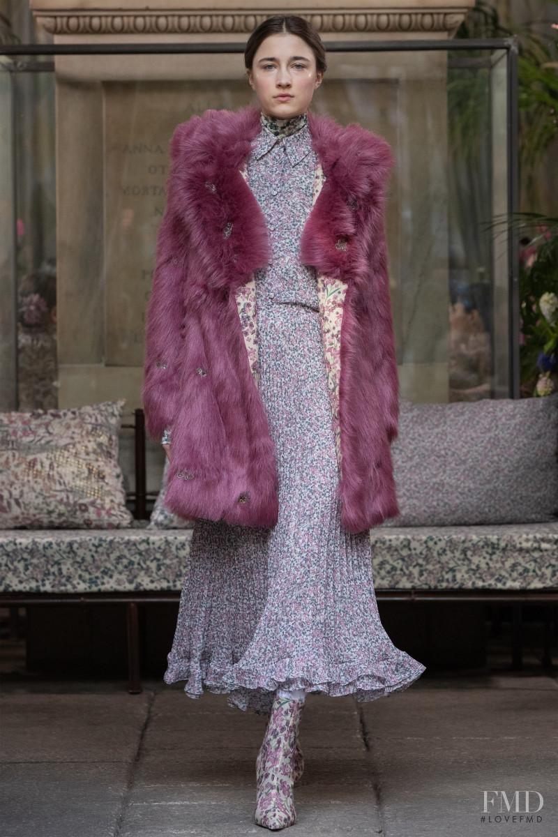 Luisa Beccaria fashion show for Autumn/Winter 2020