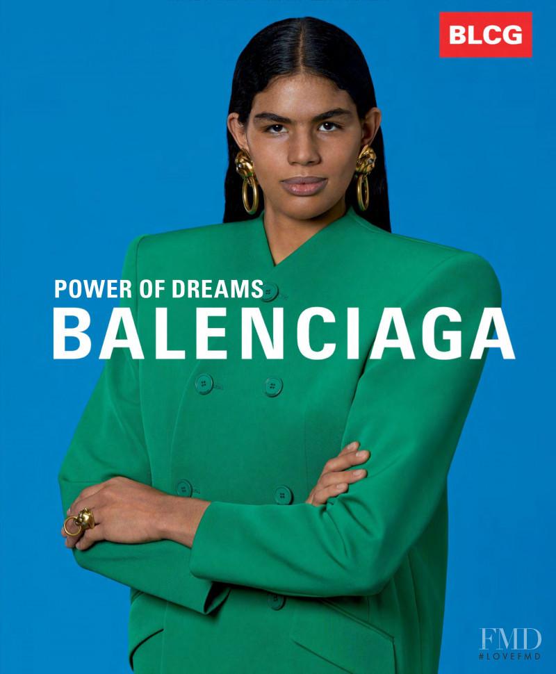 Balenciaga advertisement for Spring/Summer 2020