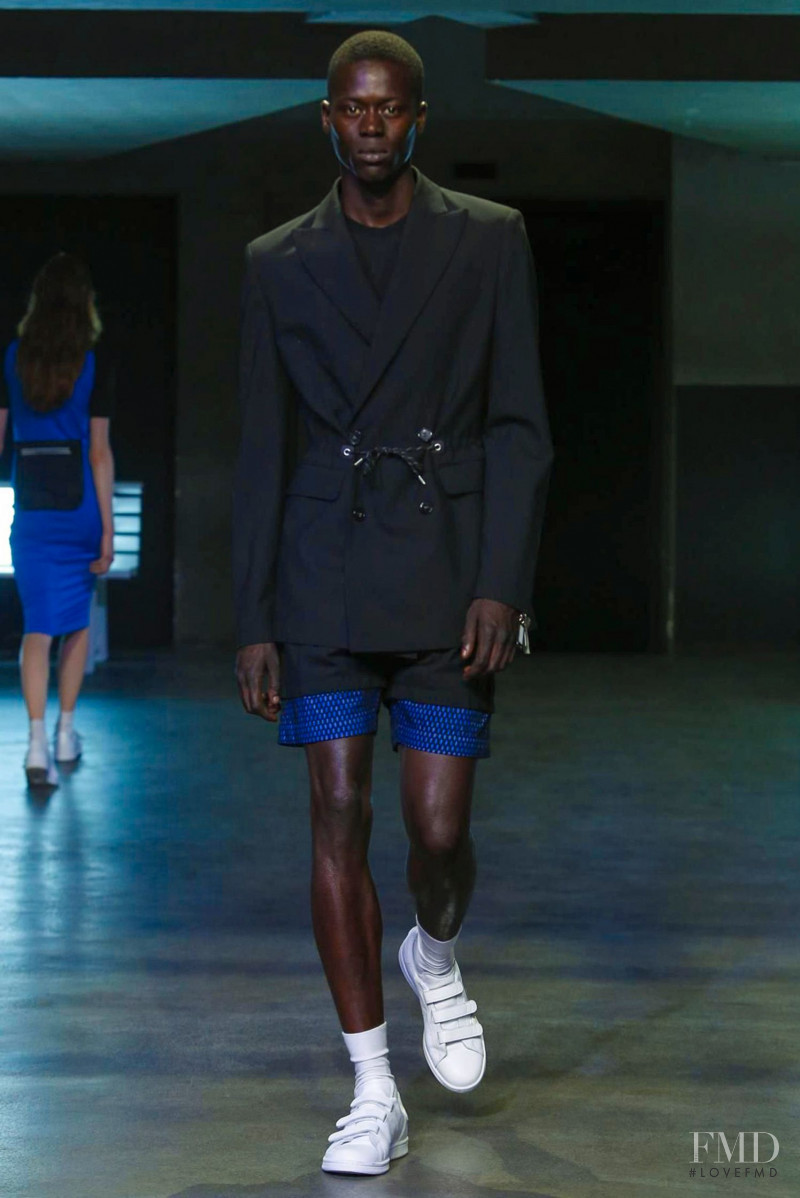22/4 fashion show for Spring/Summer 2017