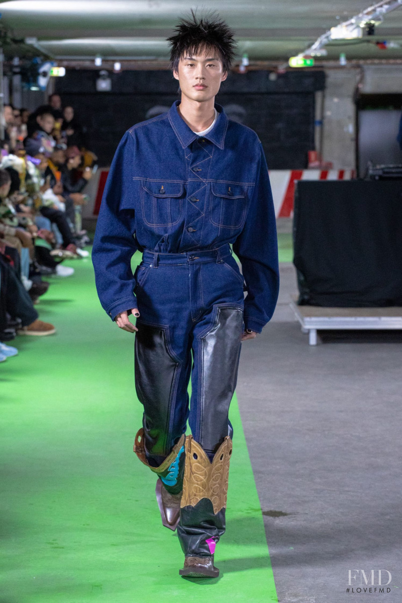 Natasha Zinko fashion show for Autumn/Winter 2020
