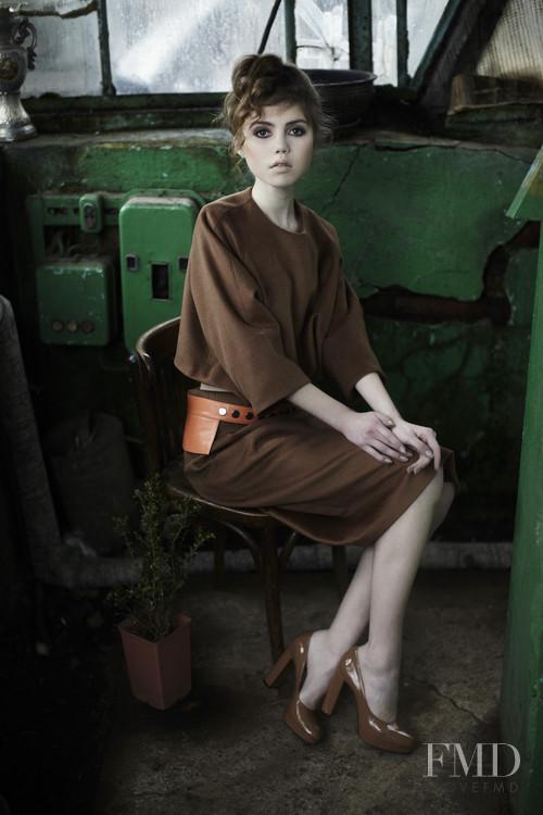 Ruban lookbook for Spring/Summer 2012