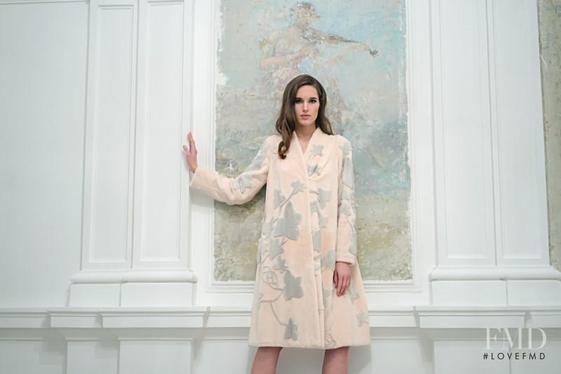 Natalia Gart advertisement for Autumn/Winter 2016