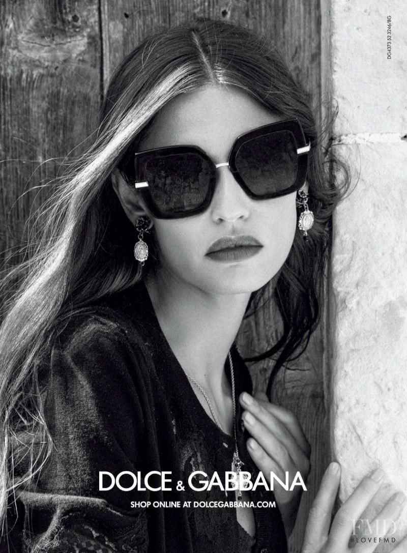 Dolce & Gabbana - Eyewear advertisement for Spring/Summer 2020