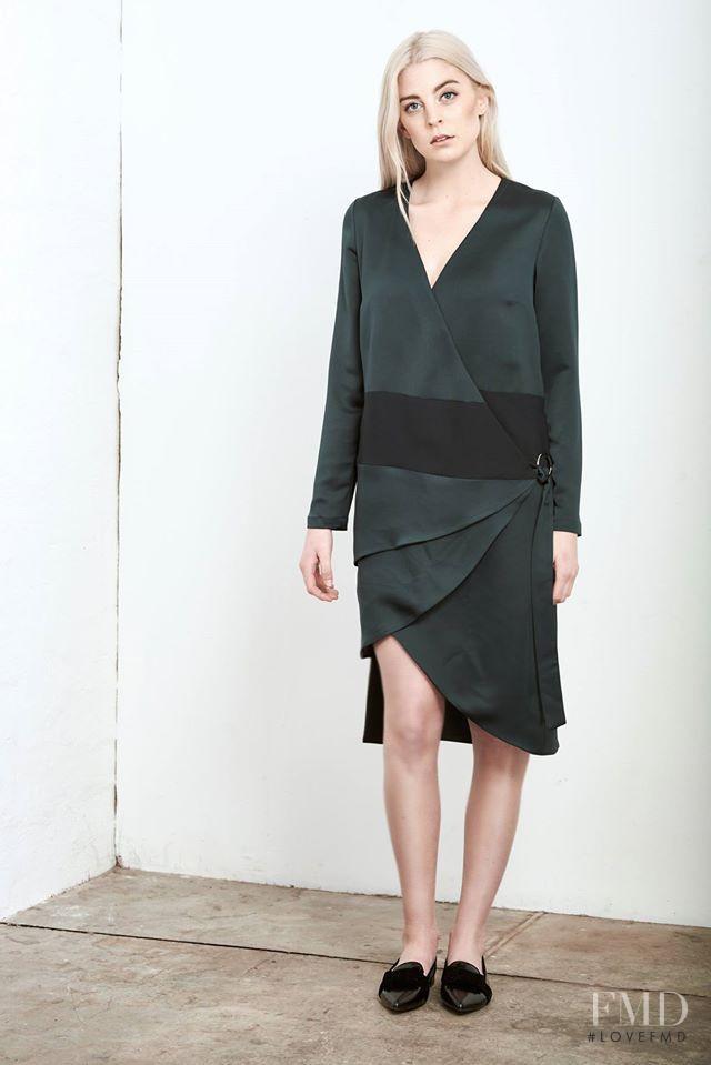 Viktoria Chan lookbook for Autumn/Winter 2016