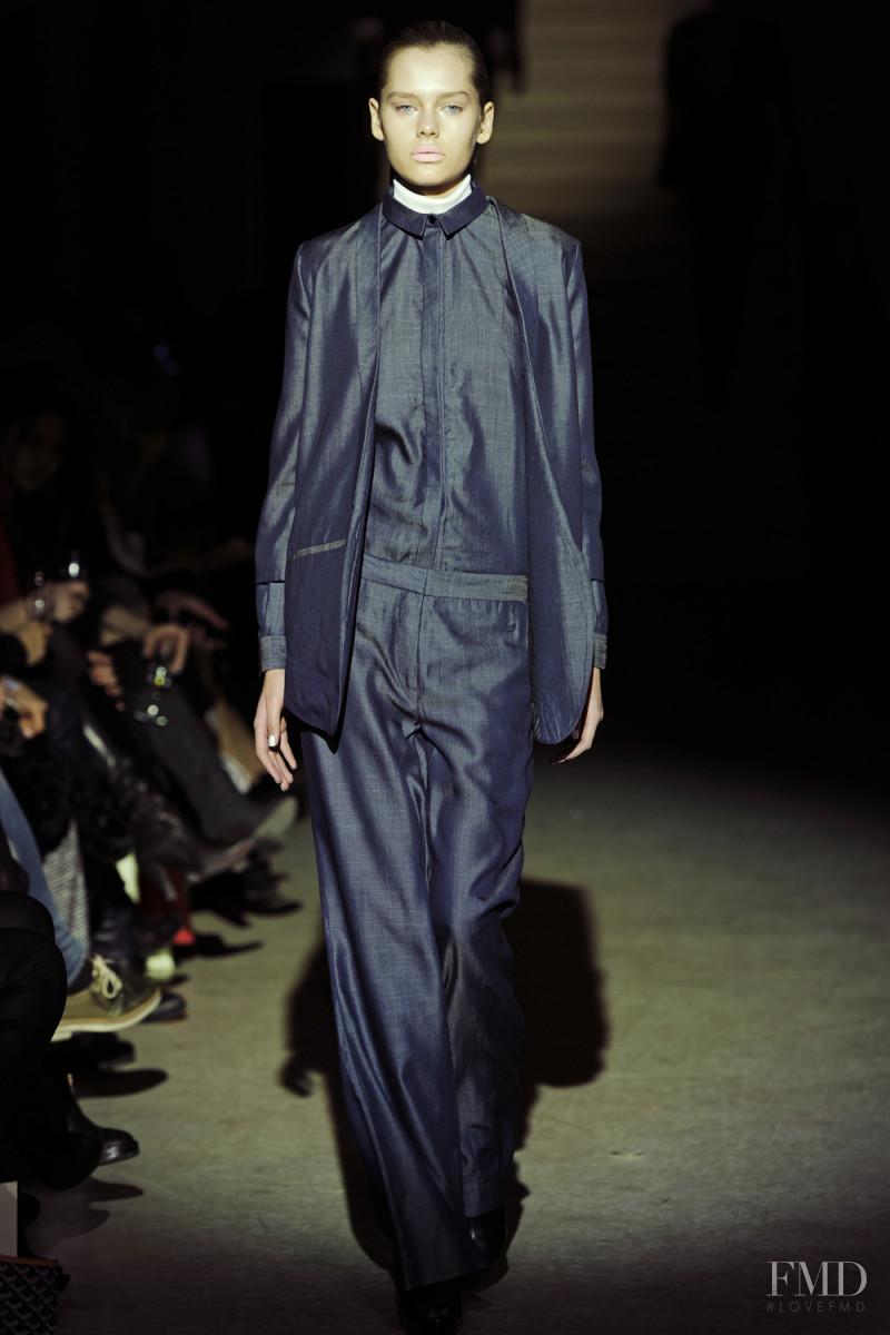 Solveig Mork Hansen featured in  the Designers Remix fashion show for Autumn/Winter 2012